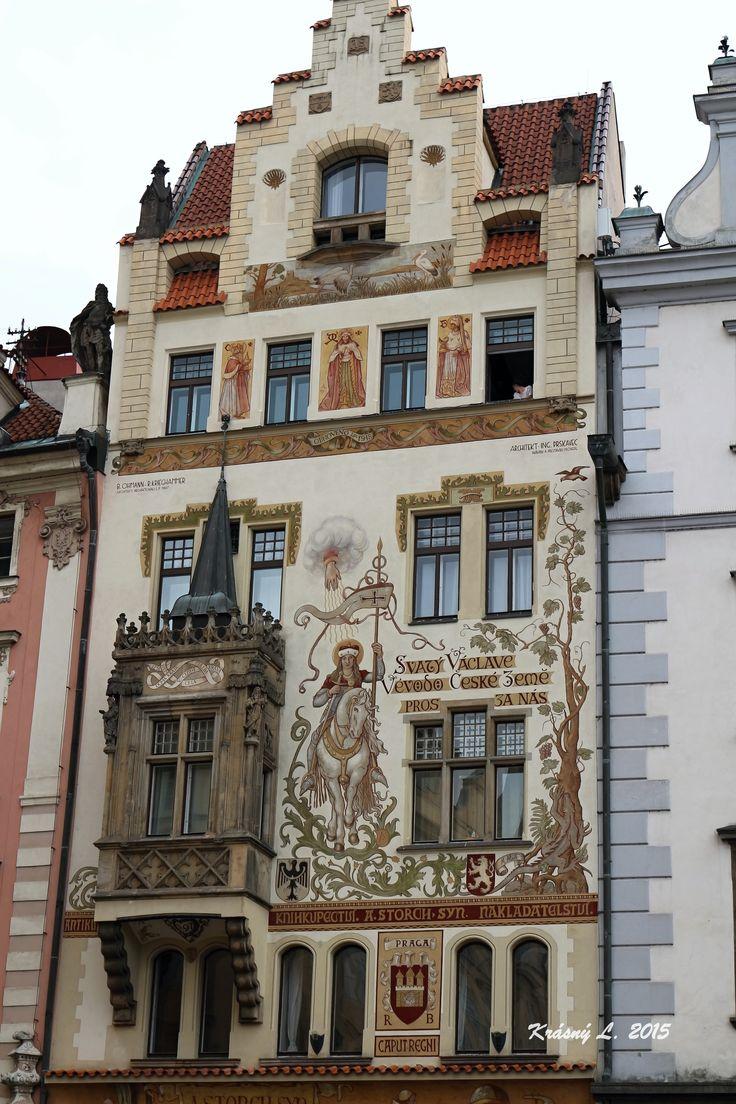 Dům - Staroměstské náměstí