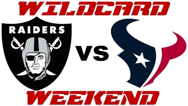 NFL Picks | Raiders vs Texans | Against The Spread | Wildcard Weekend