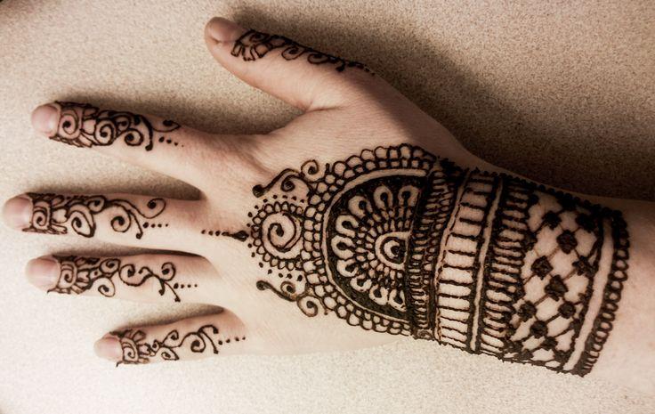 Henna Ink – Asiya Artistry