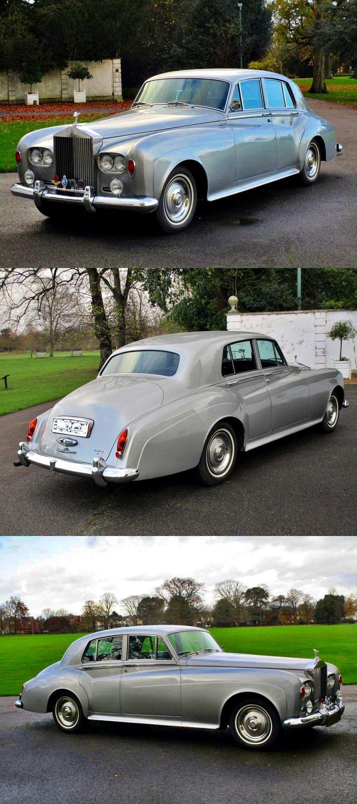1965 Rolls-Royce Silver Cloud III                              …