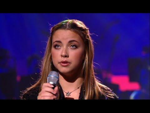 "Charlotte Church: ""Suo-Gân"" (2001). Live, HD, Welsh lyrics, English translation, subtitles. - YouTube"