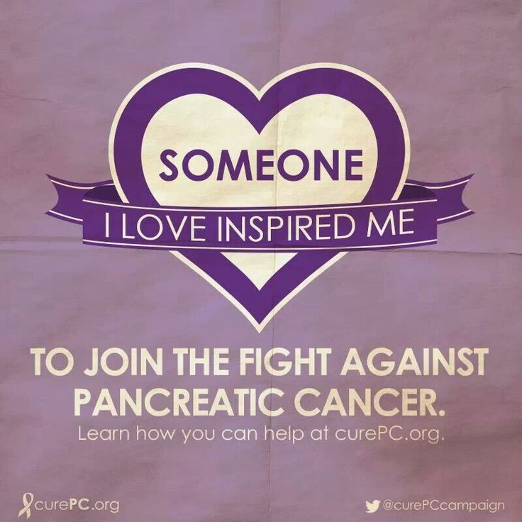 November is Pancreatic Cancer Awareness Month. Join the fight to eradicate it!