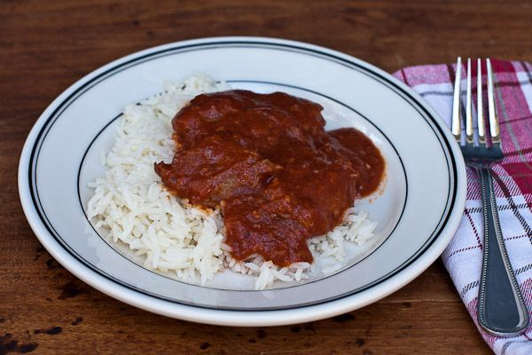 chasing ice cubes, and a recipe for swiss steak - The Merry Gourmet