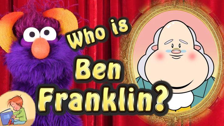 Benjamin Franklin - Electricity for Kids - Science for Kids