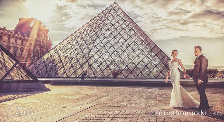 #Paryż #Paris #Love http://ift.tt/17ff5pJ #ZdjęciaSłomińskiego #Luwr Fotografia ślubna #Wrocław. Paryż - Luwr - Piękne urokliwe miejsce na mapie świata. Już niebawem znów odwiedzę Paryż. Tym razem zwiedzam :) Jeżeli chcecie mieć sesję ślubną w Paryżu to zapraszam. To jest na prawdę bardzo łatwę w organizacji i nie drogie.