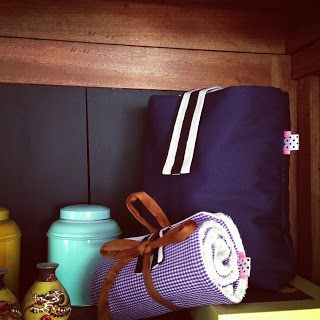 "Diaper organizer ""ifi vintage"" collection"