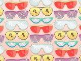 pink rockstar games logos shades