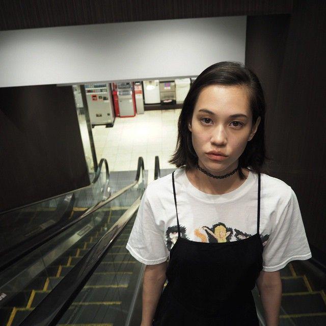 Kiko Mizuhara on Instagram (2015-06-01)