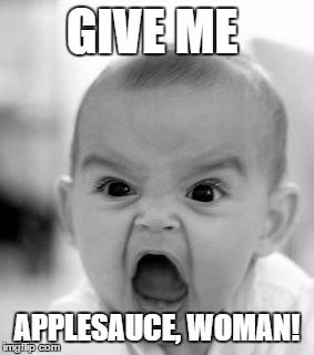 Angry Baby Meme Generator - Imgflip