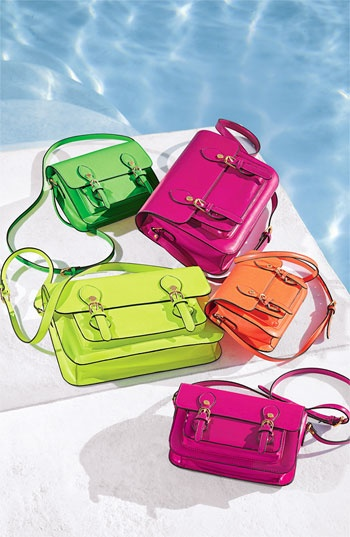 Steve Madden cross body bags! Very similar to the Kate Spade scout bags I've been lusting over for a year!
