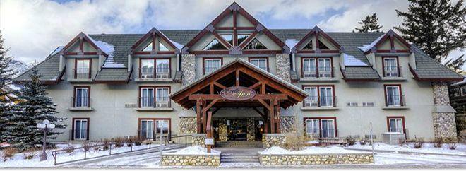 Banff Hotels - The Banff Inn