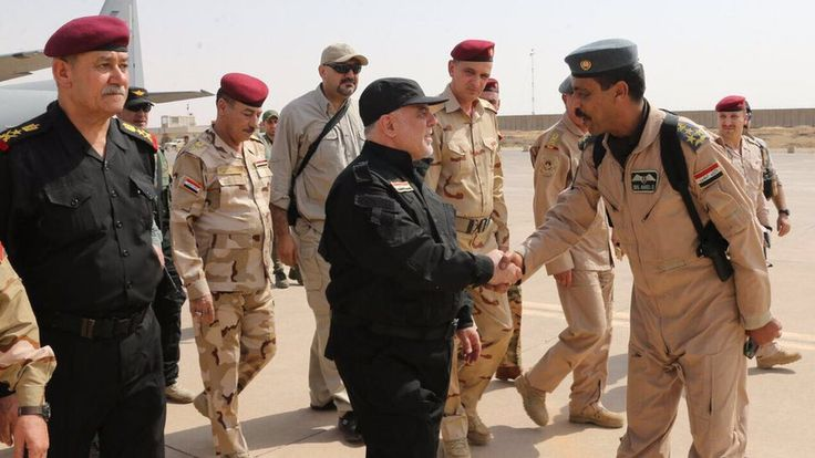 """Mosul: Iraq PM to celebrate victory over IS in the city https://tmbw.news/mosul-iraq-pm-to-celebrate-victory-over-is-in-the-city  Iraqi PM Haider al-Abadi has arrived in Mosul to congratulate Iraqi forces for their victory over IS in the city.Mr Abadi was in the city to announce its """"liberation"""" and declare """"victory"""", his office said in a statement.Iraqi forces, backed by US-led air strikes, have been battling to retake Mosul since 17 October last year.Islamic State militants seized it in…"""