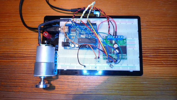 DC motor control with PID - Arduino Forum