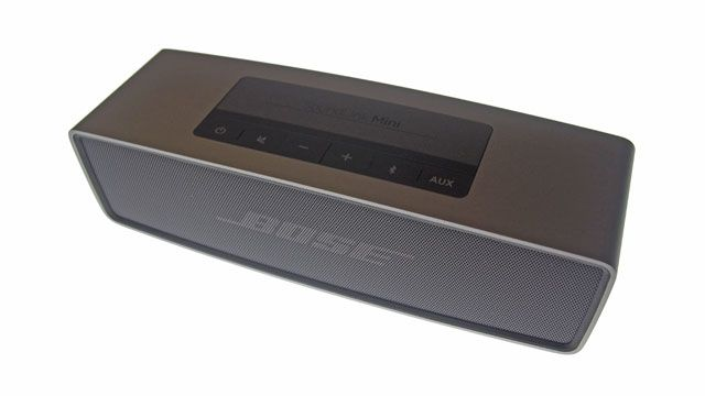 5 Best Portable Speakers 2014: Bluetooth Speakers to Buy - Bose SoundLink Mini - Trusted Reviews