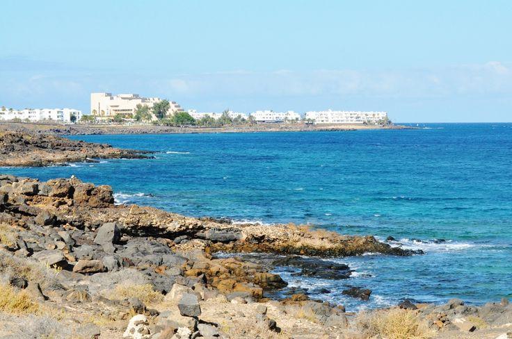 Lanzarote, ocean
