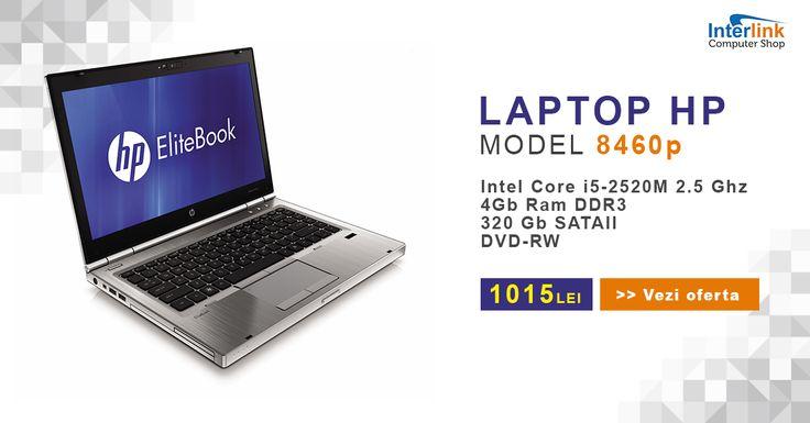 La noi găsești laptopuri cu procesor Intel Core i5 la super prețuri. Acestea au 4GB RAM și spațiu de stocare de 320Gb SATA. Este perfect pentru acasă sau la birou. Intră acum să vezi mai multe specificații tehnice pentru că acest laptop are tot ce trebuie la doar 1015 Lei. https://www.interlink.ro/hp-elitebook-8460p-intel-core-i5-2450m-gen-2-2-5ghz-4gb-ddr3-320gb-sata-ii-dvd-rw-14-inch-led-backlit-hd-webcam-p14871.html