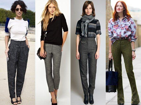 Hangi Pantolon Nasıl Giyilir? - Kadın Moda Trendleri, Güzellik Sırları, Giyim & Aksesuar ModaStilisti.Com
