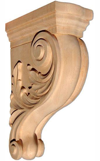 Jacksonville wood brackets