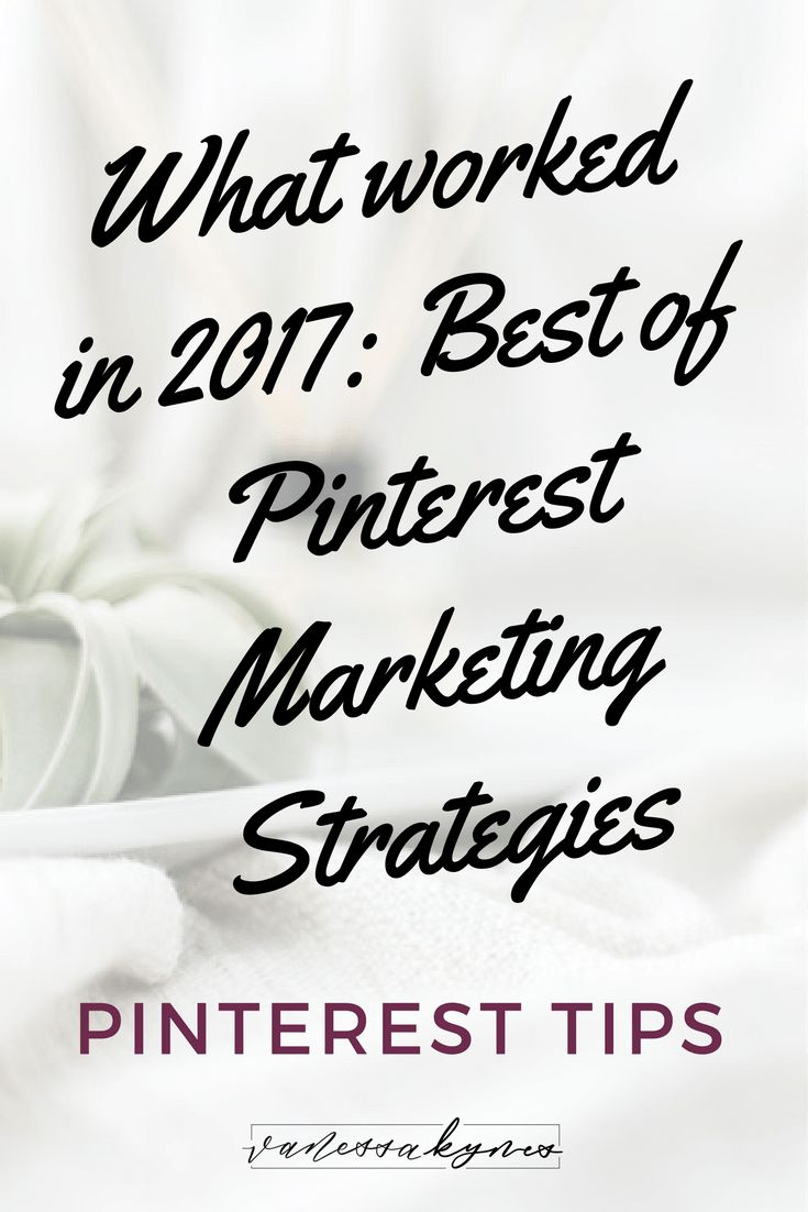 Best Pinterest Marketing Posts of 2017: I'm sharing my top posts about Pinterest marketing in 2017. You'll find tips about getting noticed on Pinterest with a small following, Pinterest headquarters, and hashtags on Pinterest. #pinterestmarketing #pinteresttips #pinterestforbusiness #girlboss #creativeentrepreneurs