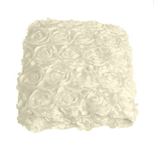 "Winter Wedding Ideas - Wedding Carpet,OHTOP 78.74""x 39.4\"" 3D Fiber Anti-slip Rose Flower Wedding Stage Floor Long Carpet Aisle Runner Mats Rugs(Beige) -- More details can be found by clicking on the image. #WinterWeddingIdeas"