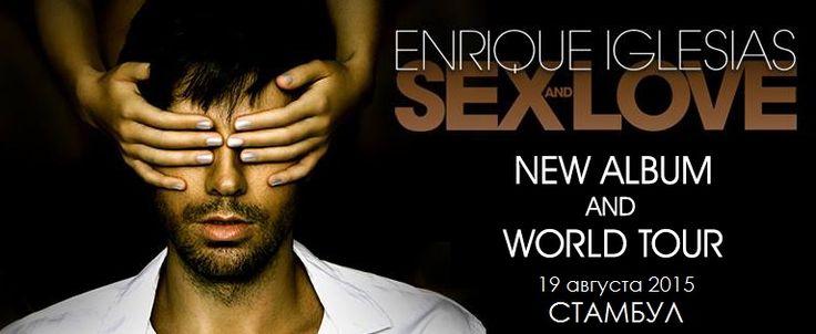 Концерт Энрике Иглезиаса в Стамбуле в рамках тура Sex&Love. Самый популярный представитель латино-американской музыки в мире, Энрике Иглесиас (Enrique Iglesias), выступит 19 августа 2015 в Стамбле на концертной площадке в Küçük Çiftlik Парк. Начало в 19:00. Билеты на концерт можно приобрести нашей помощью. http://www.istanbultravel.su/