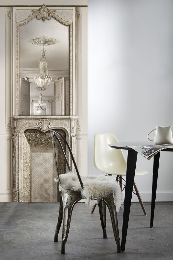 28 best haussmann inspiration images on pinterest paris wall mural by koziel