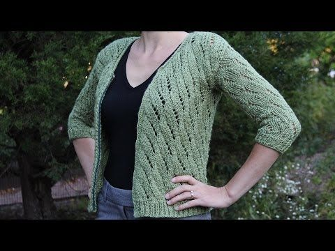 Really Useful Knit Central Decrease - YouTube