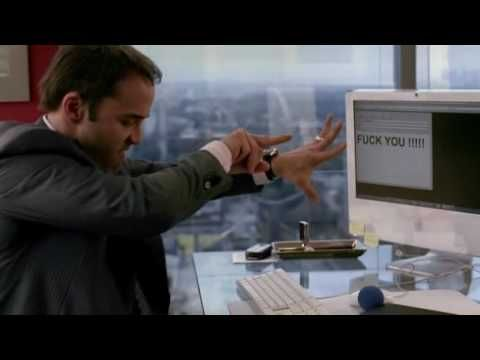 The Legend that is Ari Gold - Entourage - F U email