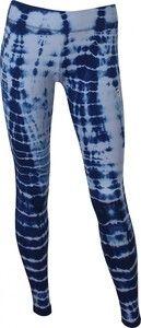 OGNX Yoga Leggings Damen Batik Blau - OGNX