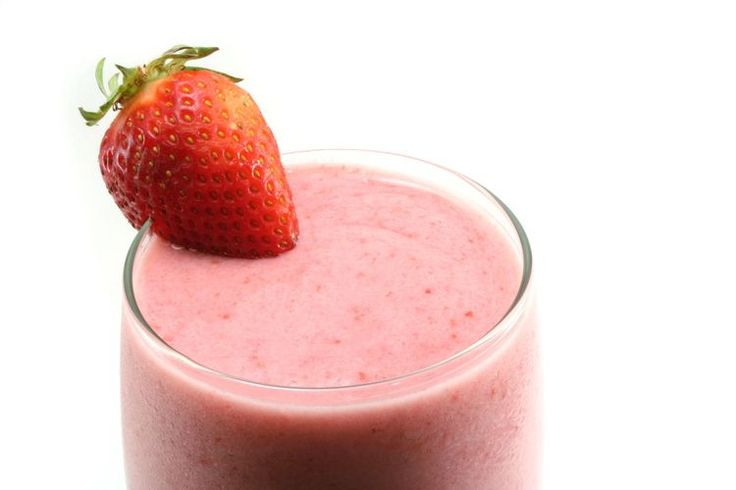 Chocolate Strawberry Smoothies Recipe