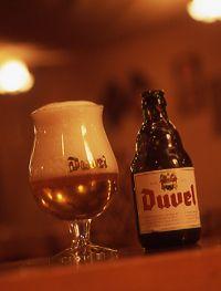 ベルギービール:飲んでる間も楽しい!