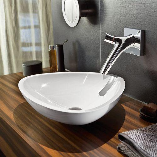 Axor Massaud :: Small Vessel Sink 42305000 :: YBath