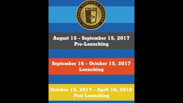 HtmlCoin (HTML5) - The New HTML Coin re-launching soon   There are some Major Developments coming soon to Htmlcoin  An Interview with EVP of Educational Technology: Zac Smith  by Joshua Rousseau  The On-exchange Swap Of Htmlcoins approaches rapidly. Set for late September or when 75% of all Htmlcoin currently in existence has been deposited. This swap will bring major updates to Htmlcoin code that I shall describe in detail below. These updates will bring dramatic improvements to the…