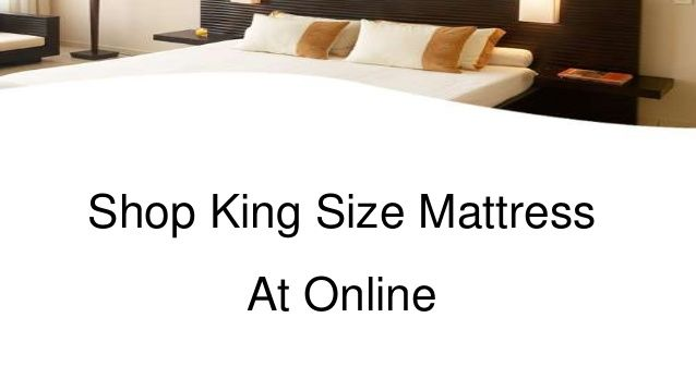 Buy King Bed Mattresses Online In India King Bed Mattress