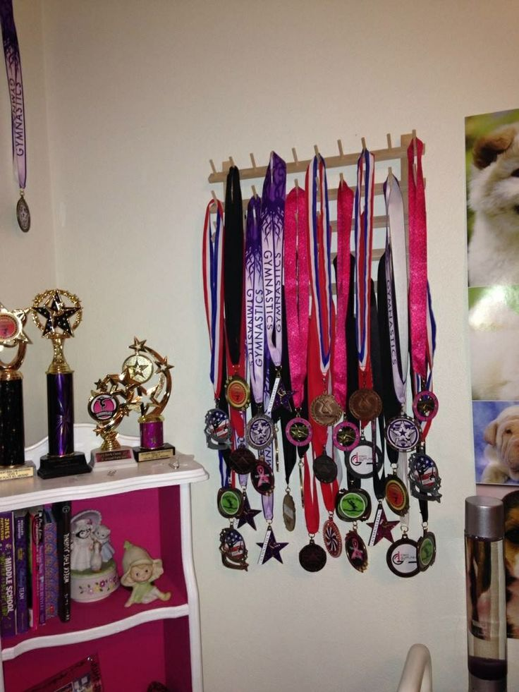 28 Best Images About Running Medals Display Ideas On