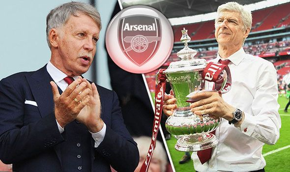 Stan Kroenke: This is why Arsene Wenger is the best man for Arsenal   via Arsenal FC - Latest news gossip and videos http://ift.tt/2rVGACw  Arsenal FC - Latest news gossip and videos IFTTT