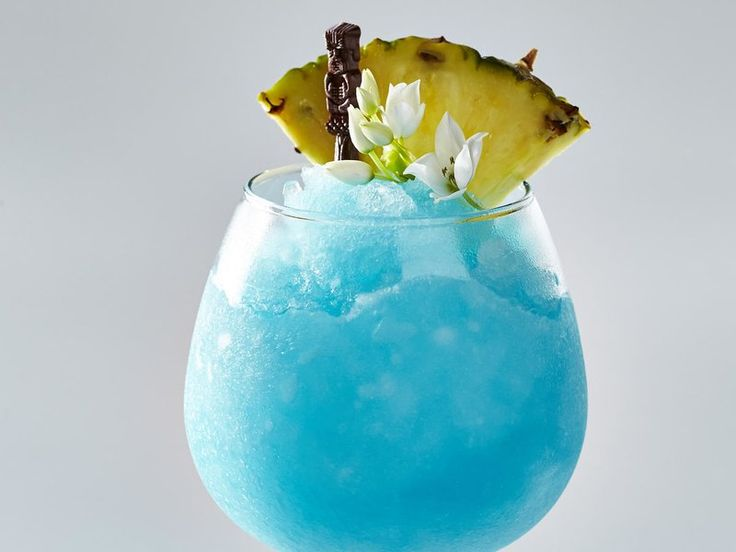 Blended Blue Hawaiian