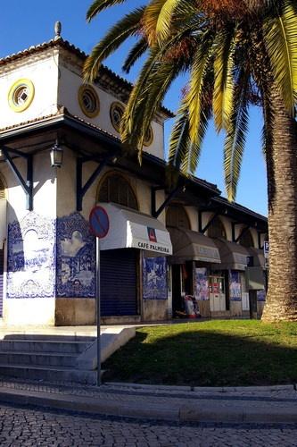 Mercado de Santarém Portugal