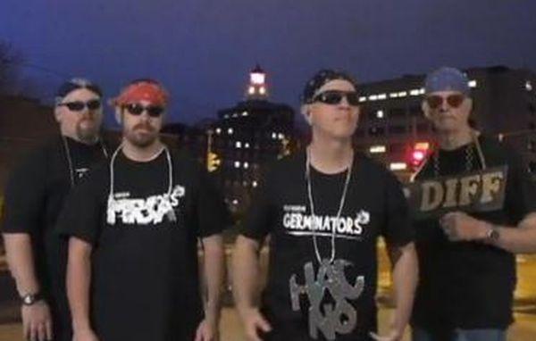 'Germinators' rap against hospital-acquired conditions