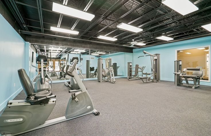Come pump some iron or work on your cardio in our fitness center! Just one of the many amenities offered here at #HavenontheLake. #Missouri #Apartments