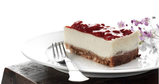 Cheesecake | Opskrift på strawberry cheesecake + 14 syndige kager