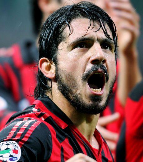 Gennaro Gattuso - Perugia, Rangers, Salernitana, AC Milan, Sion, Ajax, Italy.