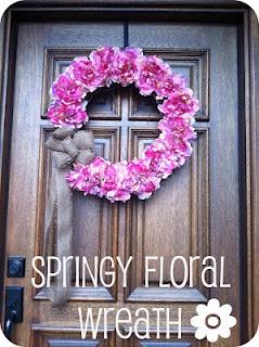 Love my New Fun Spring Wreath!: Christmas Wreaths, Wreaths I M, Favorite Things, Crafty Things, Wreaths Ideas, Fun Crafts, Spring Wreaths, Blog, Fun Spring