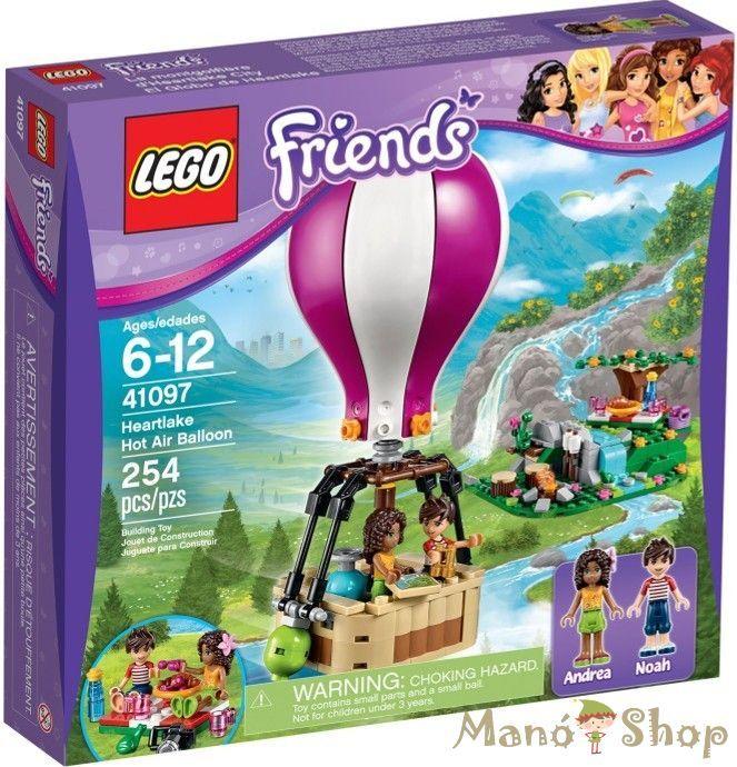 Lego Friends Heartlake hőlégballon 41097