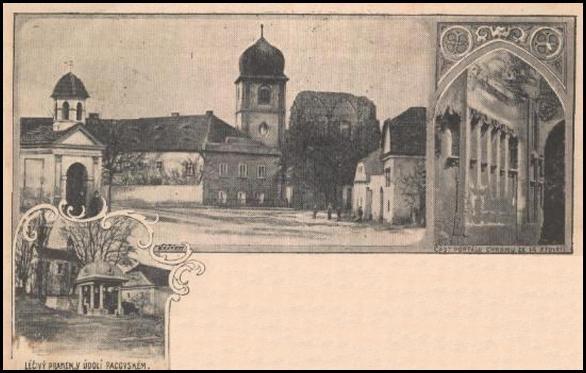 Panenský Týnec. Zobrazit plnou velikost fotografie | Panenský Týnec, Ústecký, CZ: Birthplace of Antionette Hertovna, 29 Sept 1850, and her father, Vaclav Hert, c 1825.