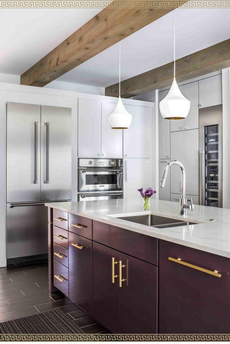 The 25+ best Purple cabinets ideas on Pinterest | Purple kitchen ...