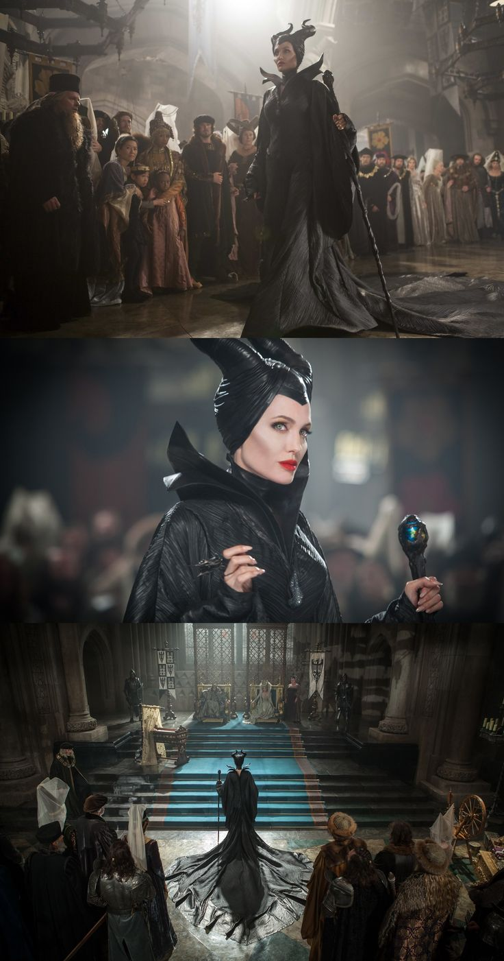 Malévola (Maleficent) Robert Stromberg Costume by Anna B. Sheppard