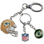 Green Bay Packers Helmet Key Fob at the Packers Pro Shop
