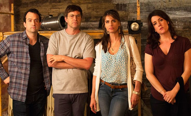 Loved this HBO series, Togetherness; However it will not be returning for a third season and that makes me sad.  Great show!