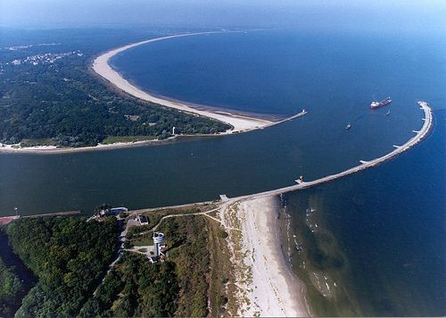 Pomeranian Bay, Baltic Sea, Poland